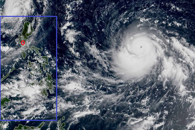 Typhoons in the Philippines